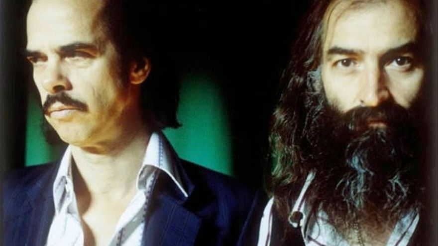 Nick Cave y Warren Ellis, inseparables