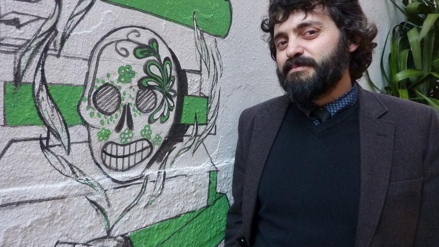 Alberto Santamaría, autor de 'Paradojas de lo cool: arte, literatura, política'. | P.C.N.