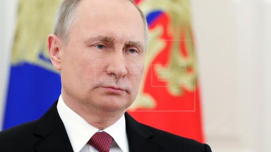 Los rusos ponen nombres a las novísimas armas presentadas por Putin