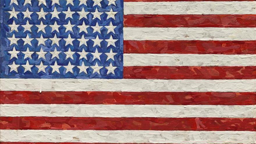 Un Rothko de 45 millones lidera una subasta con récord para Jasper Johns