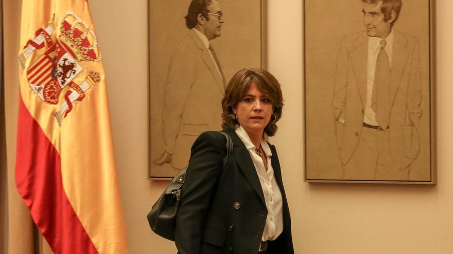 La exministra Dolores Delgado pasará mañana examen en el Congreso para ser fiscal general