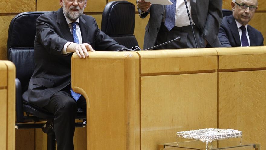 Rajoy contacta con sus 'barones' en un momento en el que algunos plantean marcharse
