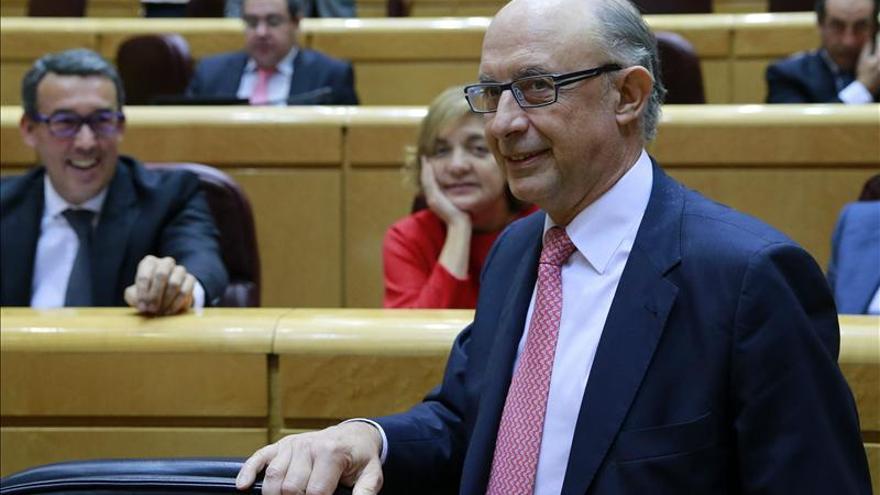 Los presupuestos inician hoy su tramitación parlamentaria en el Senado