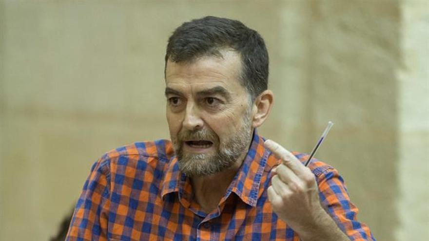 """IU critica que Díaz es una """"muralla derechista"""" de PSOE ante un gobierno alternativo"""
