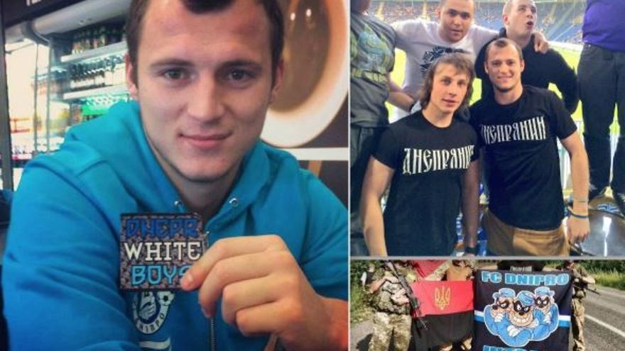 Zozulia y sus relaciones con la ultraderecha política ucraniana