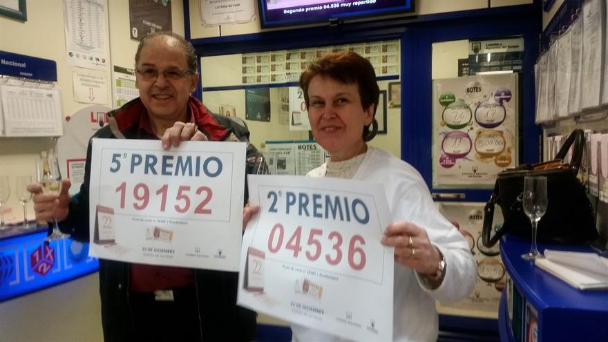 Una administración de Guadalajara vendió dos premios