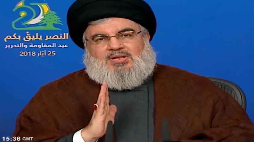 Hizbulá anuncia el envío de un cargamento con combustible iraní al Líbano