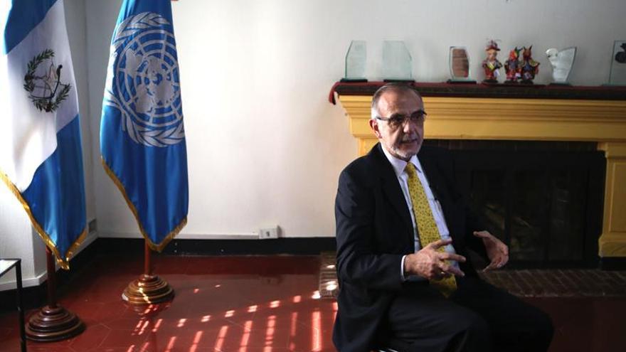 """El jefe de la CICIG: """"El presidente de Guatemala pedirá mi salida ante la ONU"""""""