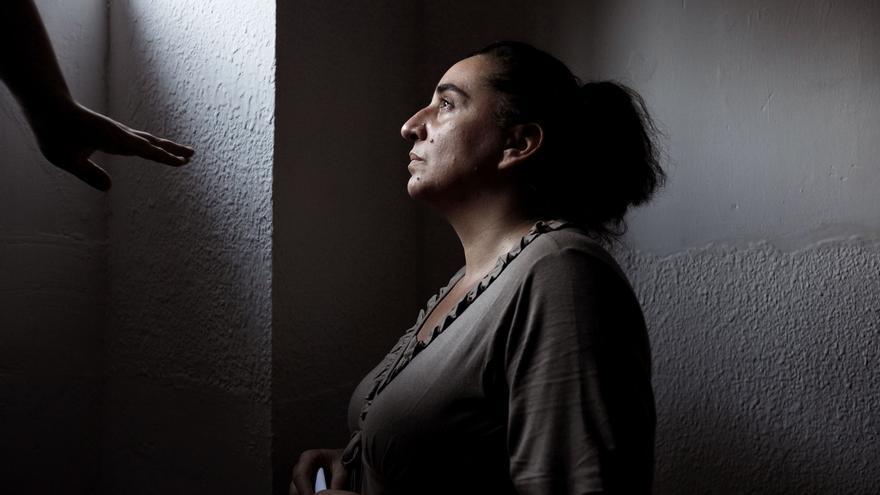 Paralización desahucio en calle Ofelia Nieto