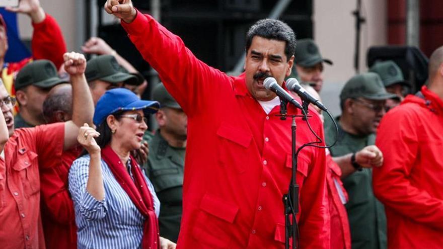 Maduro dice que Almagro ha malversado fondos de la OEA para agredir a Venezuela