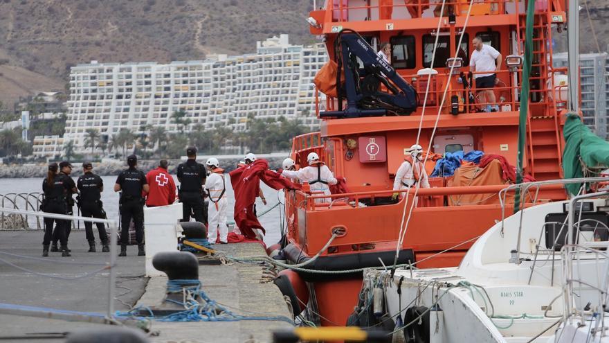 Cinco rescates elevan a 139 los migrantes llegados este sábado a Canarias