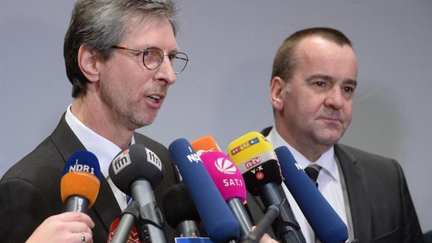 Alemania sospecha que tres exmiembros RAF están en España, Italia o Francia
