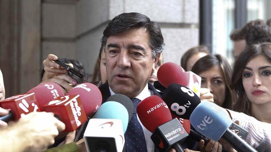 Bérmúdez recuerda que los españoles han legitimado un Gobierno del PP con Rajoy