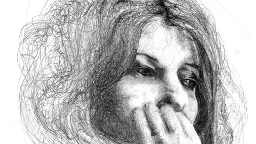 Una 'voyeuse' de sí misma: una lectura de 'Asesinato' de Danielle Collobert