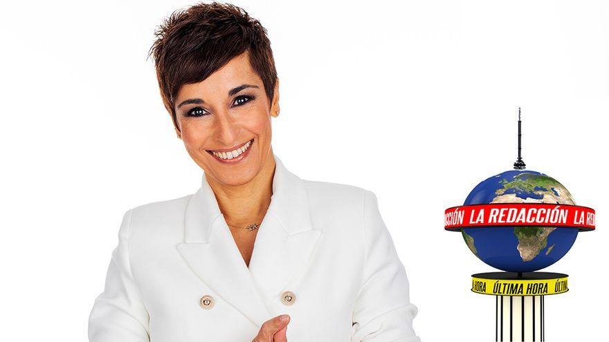 Adela González estará al frente de 'La Redacción' de Telemadrid