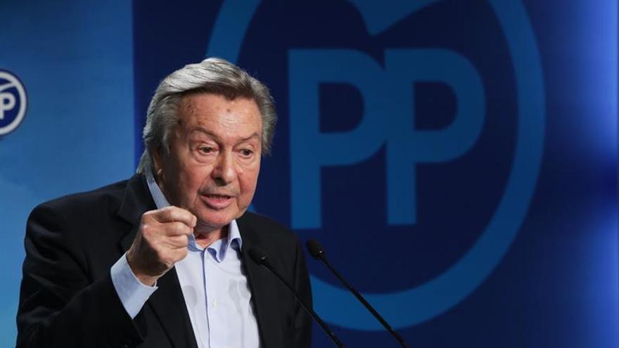 """""""El futuro de España"""" será el lema del XIX Congreso del PP"""