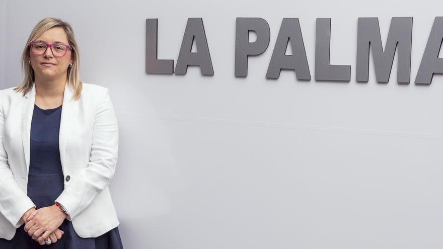 """Nayra Castro: """"La resolución judicial de la RPT del Cabildo es una llamada de atención sobre la mala praxis política"""""""