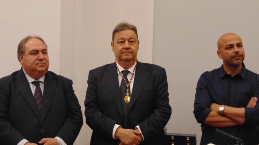 Presidente y vicepresidentes de la Mesa de las Cortes de Castilla-La Mancha