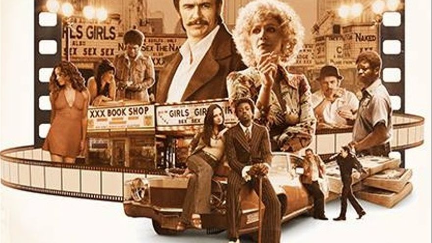 The Deuce Poster promo