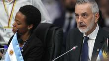 La OEA aprueba por aclamación la resolución del apoyo a Argentina por las Malvinas