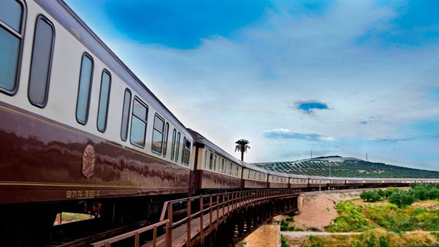 Tren Al Andalus / http://www.renfe.com/trenesturisticos/alandalus.html