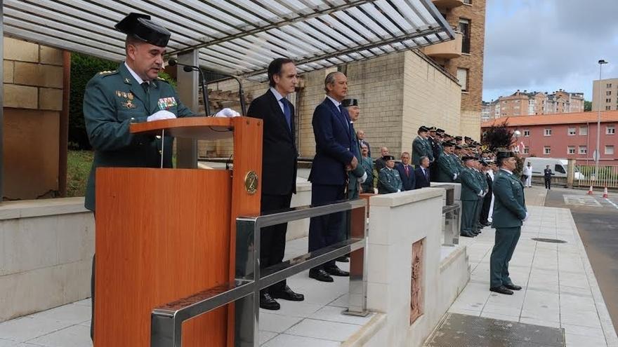 """El nuevo jefe de la Benemérita en Cantabria asegura que los ciudadanos """"pueden seguir confiando en su Guardia Civil"""""""