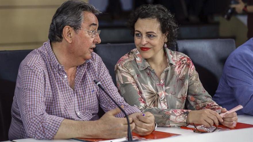 Toni Ferrer: Margarita Robles es una gran parlamentaria, íntegra y de palabra