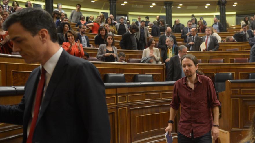 """El PSOE desempolva el voto útil contra """"la falsa izquierda que sólo sirve para dividir y dar alas a la derecha"""""""