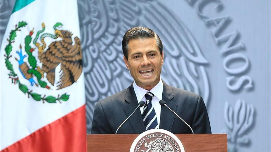 """Peña Nieto promete """"acelerar el paso"""" para fortalecer la seguridad en México"""