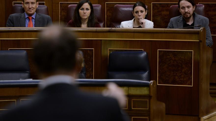 """Pablo Iglesias pregunta a Rajoy si está """"satisfecho"""" con el fiscal anticorrupción"""