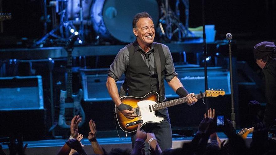 Springsteen vende 32.000 entradas de su concierto de San Sebastián en 3 horas