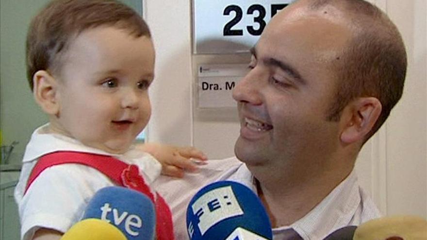 Operan por primera vez en el mundo a un feto de una obstrucción de laringe