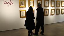 La muestra con obras de Dalí permanecerá abierta hasta el próximo 15 de junio.