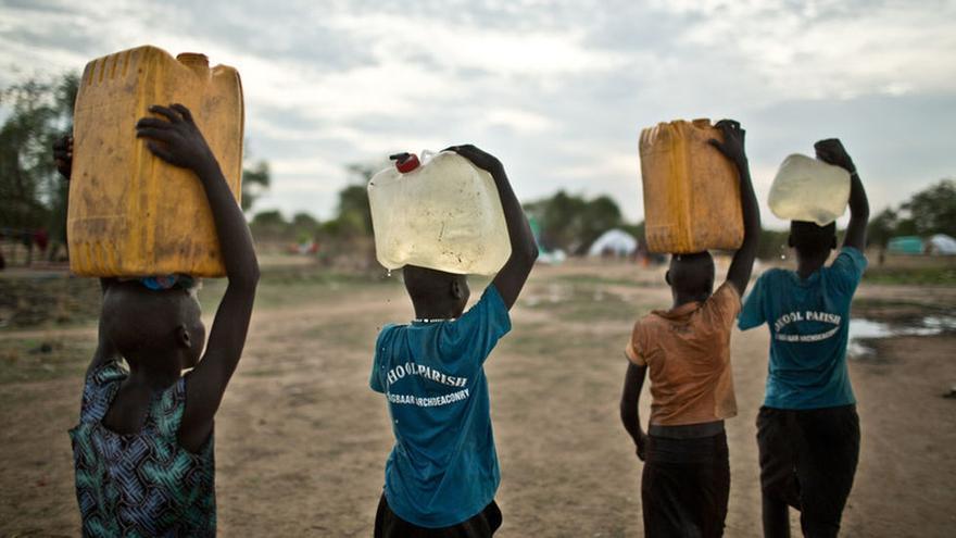 Un tercio de la población sufre inseguridad alimentaria./Pablo Tosco/ Oxfam Intermón