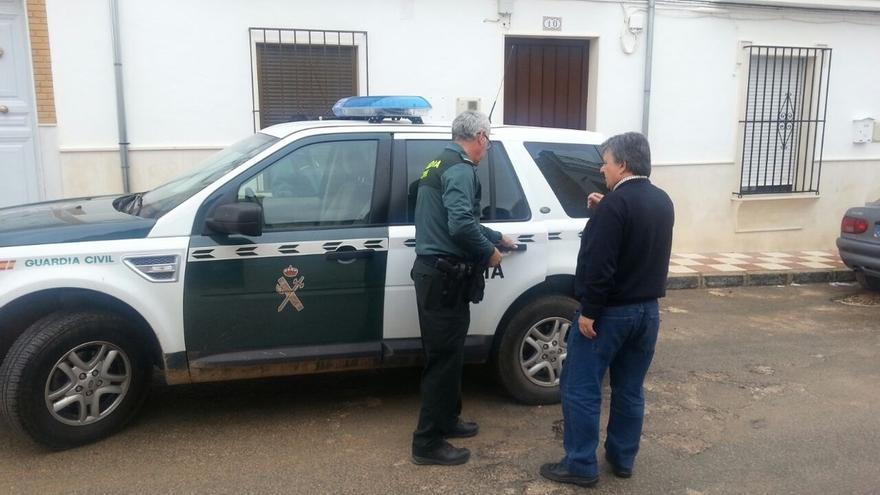 Detenido un dirigente del SAT por no presentarse a declarar por una acción realizada en un Mercadona de Écija