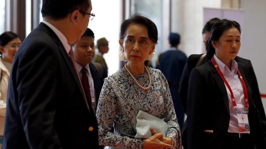 La ASEAN inicia reuniones bilaterales con China y Estados Unidos, entre otros
