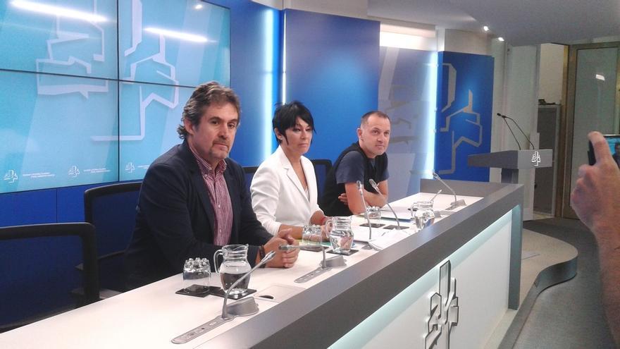 EH Bildu emplaza a PNV y Podemos a lograr un acuerdo para proclamar una República Confederal Vasca