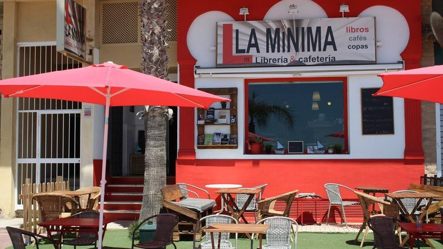 Librería La Mínima.