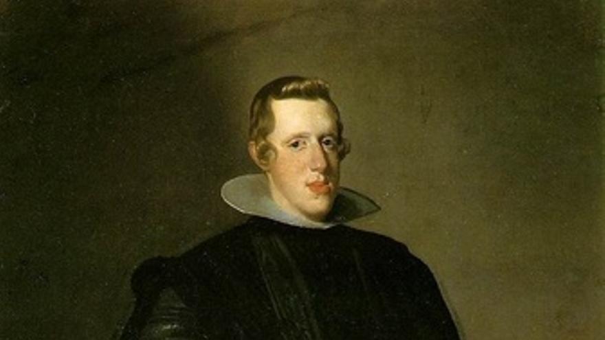 Retrato de Felipe IV de Velázquez