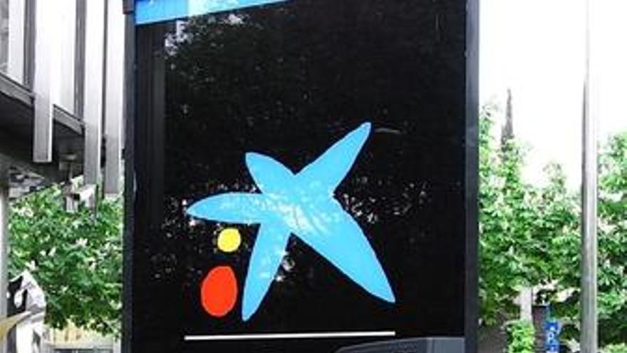 Logotipo de La Caixa