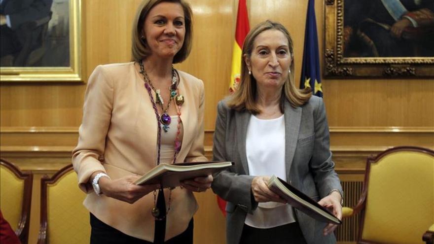 Pastor firma un convenio para desarrollar la plataforma nodal de Talavera
