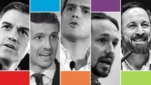 La Academia de la Televisión propone un debate a cinco el 4 de noviembre