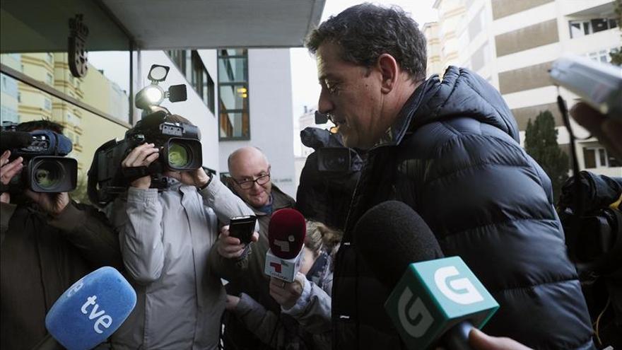 Besteiro no declara ante De Lara con un abogado de oficio
