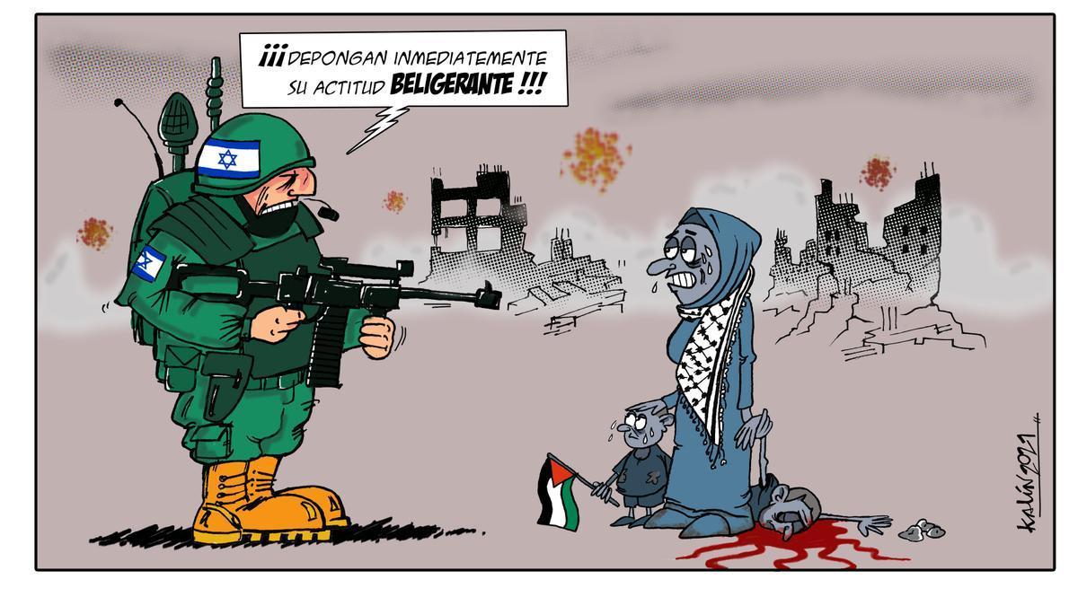 Fuerzas en conflicto