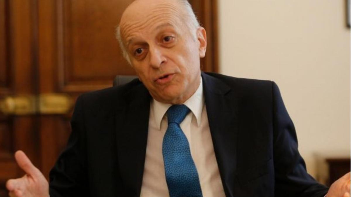 El procurador general interino de la Nación, Eduardo Casal, es el jefe de los fiscales. Dictaminó a favor de la Ciudad..