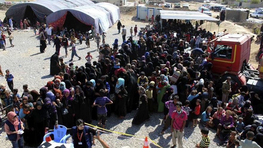 AI denuncia abusos sexuales en los campos de desplazados de Irak