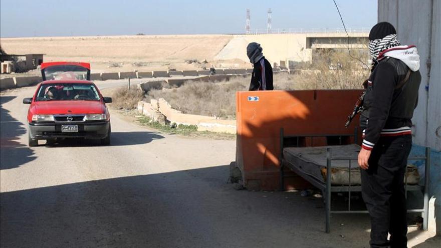Más de 13.000 familias iraquíes huyen de Faluya, según la Media Luna Roja