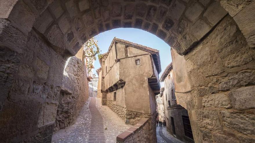Casa de la Julianeta, Albarracín, Teruel. Gobierno de Aragón