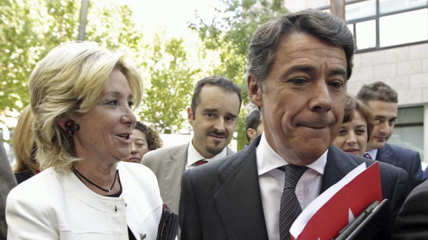 González se compromete a defender como presidente de Madrid la unidad de España