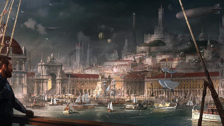 Lisboa The Order 1886